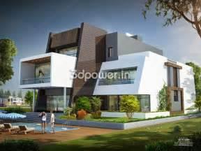 Ultra Modern Villa Designs Pictures ultra modern home designs house 3d interior exterior
