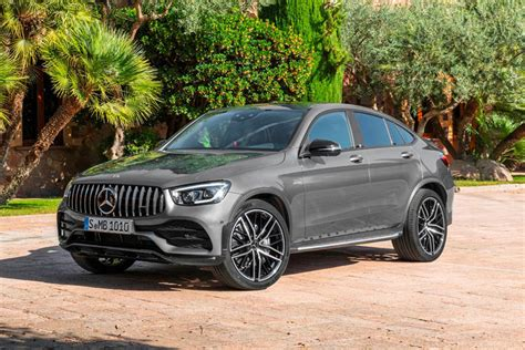 We review the trendy new 2020 mercedes glc 43 amg, the suv coupe priced at $75,000. 2020 Mercedes-AMG GLC 43 Coupe Review, Trims, Specs and Price | CarBuzz