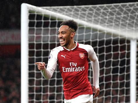 Pierre-Emerick Aubameyang - Gabon | Player Profile | Sky ...