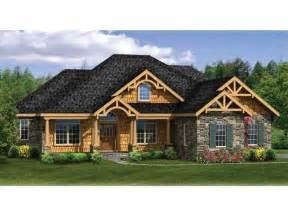 Walkout House Plans Craftsman Ranch With Finished Walkout Basement Hwbdo76439 Craftsman From Builderhouseplans