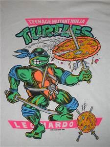Teenage Mutant Ninja Turtles TMNT Leonardo Pizza Slice ...