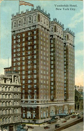 york architecture images vanderbilt hotel