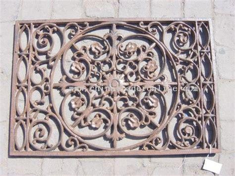 Iron Doormat by Cast Iron Door Mat The Great Outdoors
