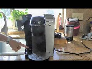Keurig B77 Flush Repair
