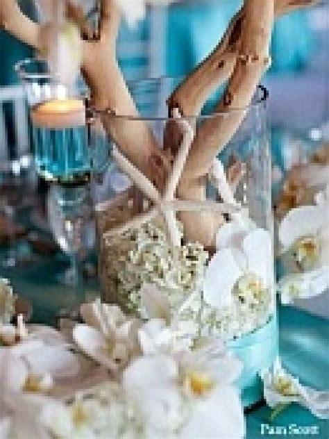 Beach Wedding Beach Wedding Table Decorations #2056196
