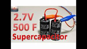 What Is Supercapacitor Ultracapacitor