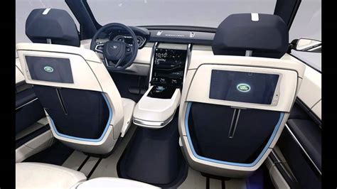land rover defender  interior youtube
