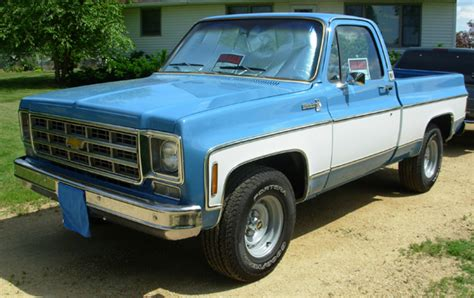 1978 Chevy 12 Ton Pickup