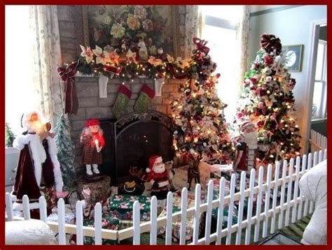 christmas tree fence for dogs artificial tree lace tablecloths and tablecloths on