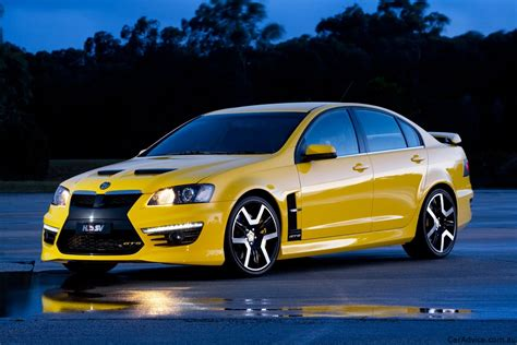 Hsv Gts R Development Vehicle Seen In Melbourne Report