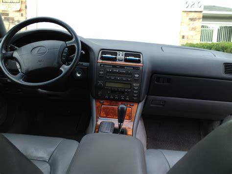 lexus ls400 interior 99 lexus ls400 black interior related keywords