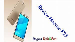 Hisense F23 16gb Review En Espa U00f1ol
