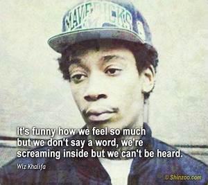 Wiz Khalifa Quo... Wiz New Quotes