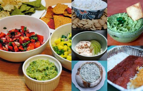 easy dips 15 quick and easy dips to bring to a party