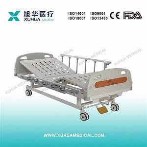 China Two Positions Manual Hospital Ward Bed  Xhs20b