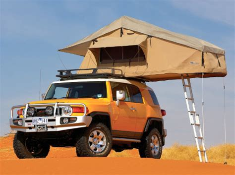 roof rack tent arb series iii rooftop tent adventure ready