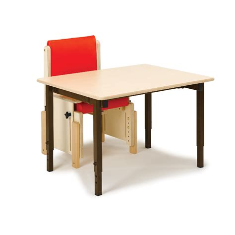 table co activity table for school or home height adjustable
