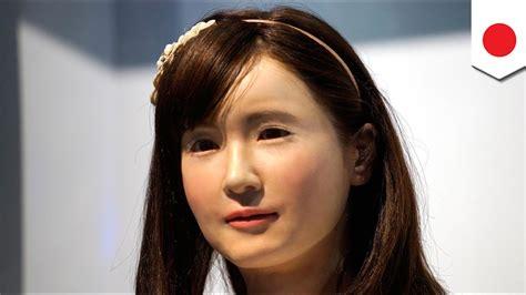 Seks Lalki Czy Japońskie Roboty Przejmą Kontrolę Nad