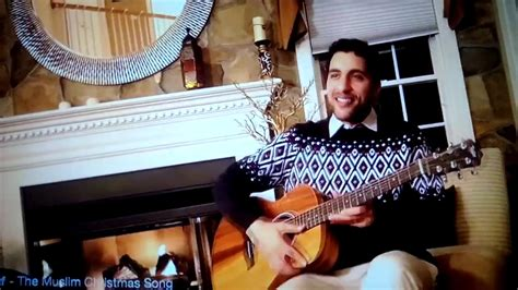 Raef-the Muslim Christmas Song (deck The Halls Cover