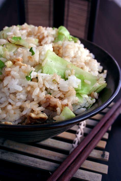rice cuisine fried rice