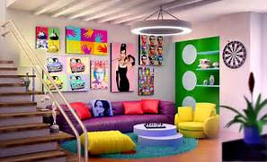 Apply In Your Interiors Great Ways To Design Your Interiors With Pop Modern Retro Bedroom By Jessica Lagrange 10 Easy Ways To Add A Mid Century Modern Style To Your Home Freshome Studio Apartment Design Home Architecture Design And Decorating And