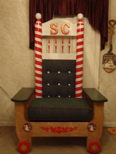 1000 images about the throne of santa claus on