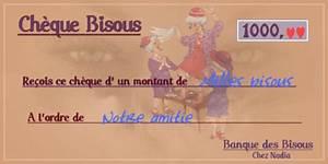 Faux Cheque De Banque Recours : ch que bisous ~ Gottalentnigeria.com Avis de Voitures