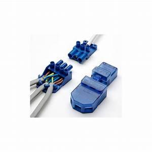 Click Flow Connectors Lighting Junction Box Ct101c X 10