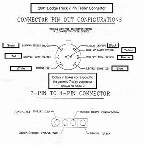 2005 Dodge Ram 3500 Trailer Wiring Diagram