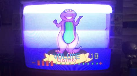 Opening To Barney In Concert 1991 Vhs (my Homemade Copy) Youtube