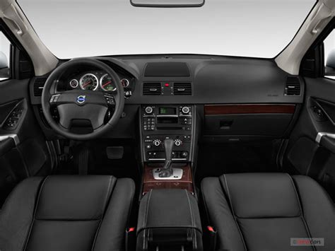 volvo xc interior  news world report