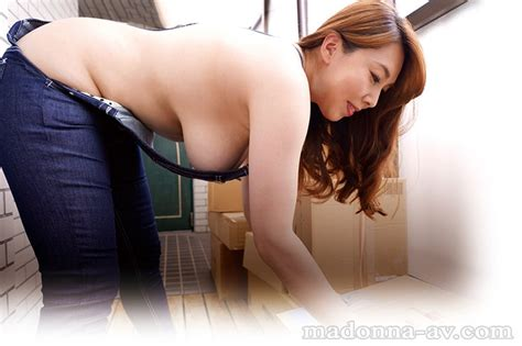 Married Woman In Nude Overalls Yumi Kazama