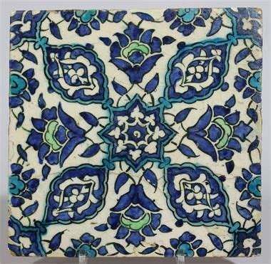 Fliesen Orientalischem Muster by Kachel Im Quot Iznik Quot Stil Lovely Tiles Keramik