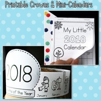 months   year activities worksheets