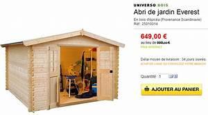 Cabanon De Jardin Pas Cher : achat abri de jardin pas cher cabanes and co ~ Dailycaller-alerts.com Idées de Décoration