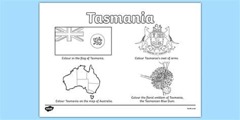 Australia, Colouring, Flag