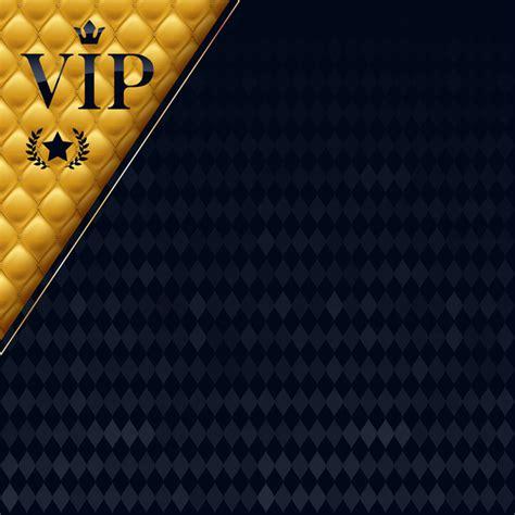 Vip Luxury Background Template Vectors 01