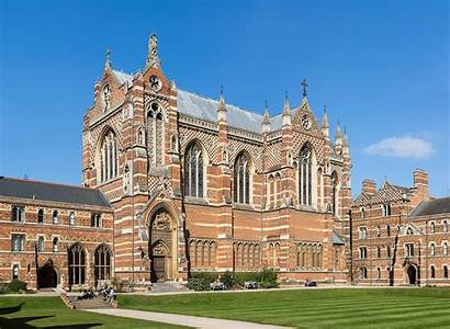 Oxford College Keble Chapel Exterior Diliff Commons