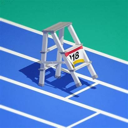 Ladder Race Giphy Marathon Gifs Fun Falling