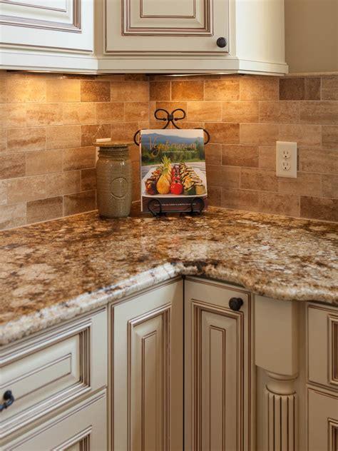 kitchen countertops and backsplashes photo page hgtv