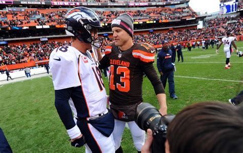 cleveland browns peyton manning union  farfetched