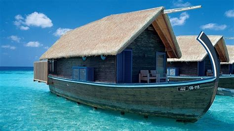 The Boat Hotel by Luxury Boat Hotel At Cocoa Island Resort In Maldives