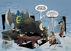 Theseus vs EU Minotaur. #MerryFelonies cartoon from ...