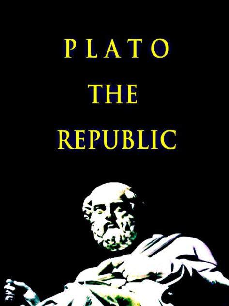 Plato  The Republic By Philip Dossick  Nook Book (ebook