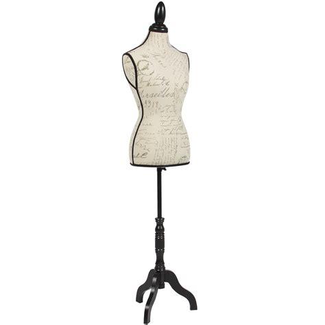 female form mannequin female mannequin torso dress form display w black tripod