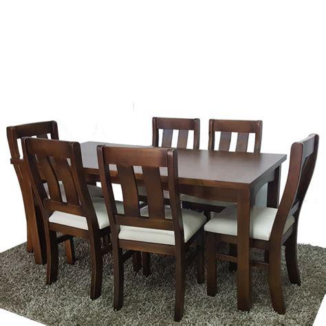 sillas  mesa  cocina  comedor en madera maciza gh
