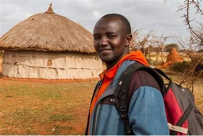 Wildlife Warrior Elvis Lions African Steppe Maasai