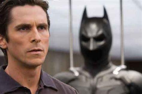Batman Star Christian Bale Says The Dark Knight Rises