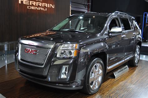 GMC Car : 2013 Gmc Terrain Denali Walkthrough