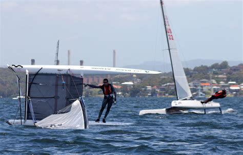 Dna Boats For Sale Australia by Australian A Cat Nationals At Wangi Rsl Sailing